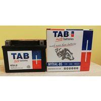 Akumulatory do motocykli, Akumulator motocyklowy TAB YTX4L-BS (MYTX4L-BS) 12V 3Ah 40A P+