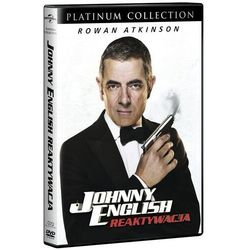 Johnny English Reaktywacja Platinum Collection (Płyta DVD)