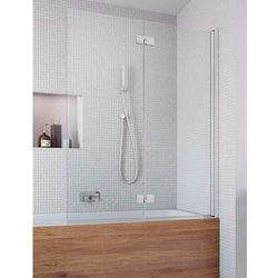 Radaway ESSENZA NEW PND parawan nawannowy 120 prawy wys. 152 cm szkło przejrzyste 207212-01R
