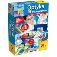 Pozostałe zabawki, Mały geniusz Optyka 25 eksperymentów
