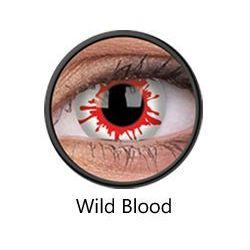 Crazy Lens - Wild Blood, 2 szt.