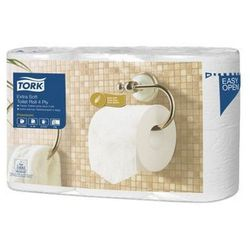 Tork Papier toaletowy t4, 4 warstwy, celuloza - 42 rolki