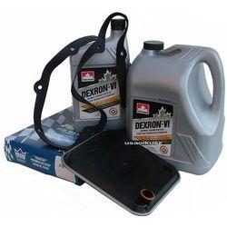 Filtr oraz olej Dextron-VI automatycznej skrzyni biegów Eagle Vision