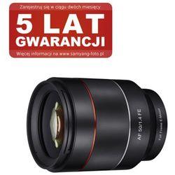 Samyang 50mm F1.4 AS IF UMC Sony E