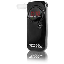 Alkomat AlcoForce AF-400E plus certyfikat kalibracji