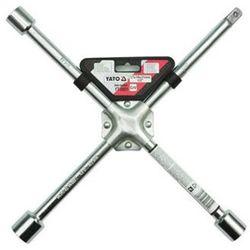 Klucz do kół YATO YT-0801 krzyżakowy 17 x 19 x 21 mm x 1/2 cala