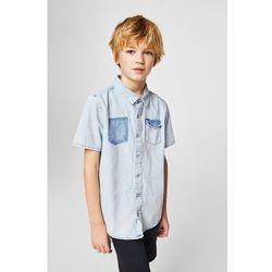 Mango Kids - Koszula dziecięca Mario 110-164 cm