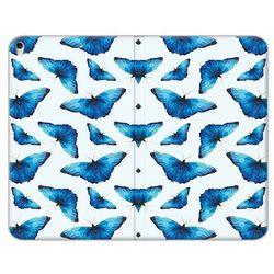 Apple iPad Air (2019) - etui na tablet Flex Book Fantastic - niebieskie motyle