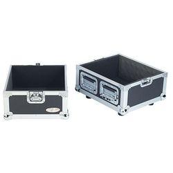 Rockcase RC-27162/50 Flight Case - DJ Record Case, for 100 LPs, 50/50, futerał na płyty winylowe Płacąc przelewem przesyłka gratis!