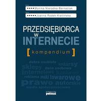 Biblioteka biznesu, Przedsiębiorca w internecie Kompedium (opr. miękka)
