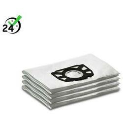 Fizelinowe worki (4szt) do WD 7.XXX, Fizelinowe torebki filtracyjne, Karcher # GWARANCJA DOOR-TO-DOOR