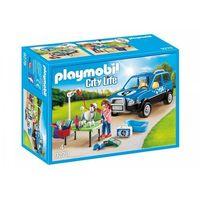 Klocki dla dzieci, Playmobil ® City Life Mobilny salon dla psów 9278