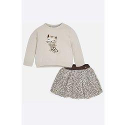 Mayoral - Komplet dziecięcy (bluza + spódnica) 92-134 cm