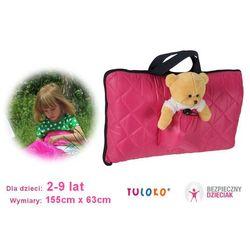 Śpiwór do spania dla dziecka, 155x 63 cm, TULOKO - różowy -20% (-20%)
