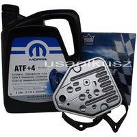 Oleje przekładniowe, Olej MOPAR ATF+4 oraz filtr automatycznej skrzyni 3SPD Plymouth Breeze