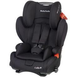 BABYSAFE Fotelik 9-36 kg COLLIE BLACK |RABAT DO 150 ZŁ | IDŹ DO SKLEPU I SPRAWDŹ |