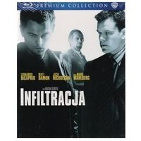 Filmy kryminalne i sensacyjne, INFILTRACJA (BD) PREMIUM COLLECTION GALAPAGOS Films 7321996117293