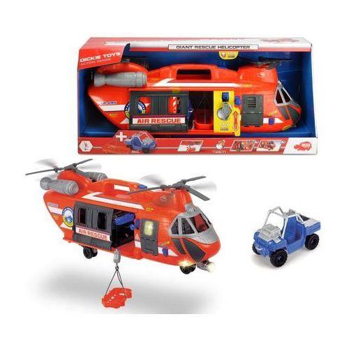 Helikoptery dla dzieci, Duży helikopter ratunkowy, 56 cm