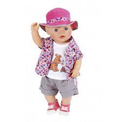 BABY BORN Zestaw ubranek kempingowych - Zapf