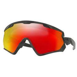 Gogle Narciarskie Oakley Goggles Oakley OO7072 WIND JACKET 2.0 707208