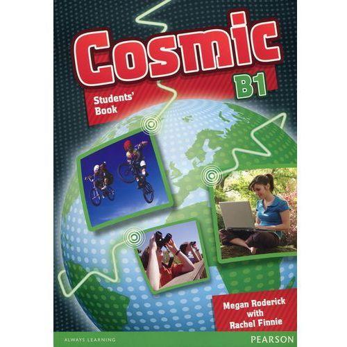 Książki do nauki języka, Cosmic B1, Student's Book (podręcznik) plus Active Book (opr. miękka)