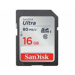 SANDISK SD 16 GB ULTRA SDSDUNC-016G-GN6IN