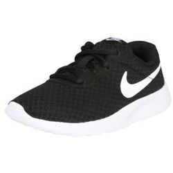 Nike Sportswear Trampki 'Tanjun' czarny / biały