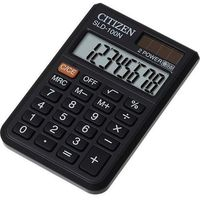 Kalkulatory, Kalkulator kieszonkowy Citizen SLD-100 - ★ Rabaty ★ Porady ★ Hurt ★ Wyceny ★ sklep@solokolos.pl ★ tel.(34)366-72-72 ★