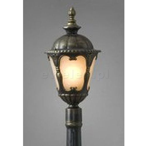Lampy ogrodowe, Lampa zewnętrzna Nowodvorski Tybr 4685 1x60W E27 IP44 patyna