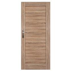 Drzwi pełne Everhouse Credis 60 prawe dąb sonoma