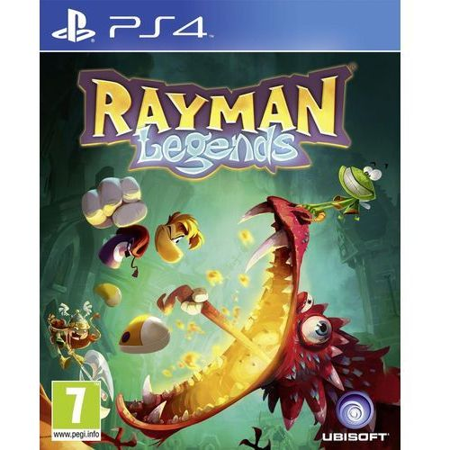 Gry na PS4, Rayman Legends (PS4)