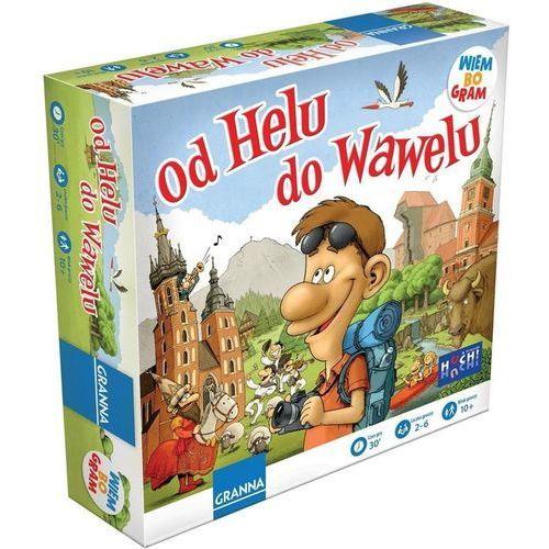 Gry dla dzieci, Od Helu do Wawelu Gra