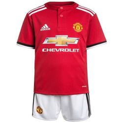 adidas Performance MANCHESTER UNITED HOME SET Krótkie spodenki sportowe reared/white/black
