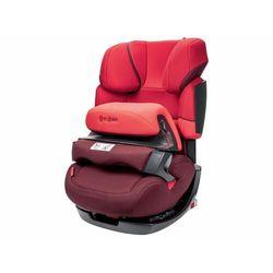 CYBEX Fotelik dziecięcy samochodowy Pallasfix grupa I-III, 9-36 kg (Pallas-Fix Rumba Red)