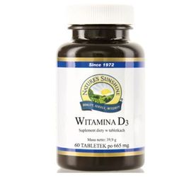 Witamina D3 (NSP) suplement diety