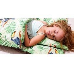 Śpiworek przedszkolaka tukany + worek