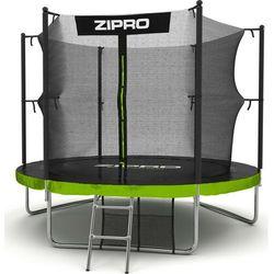 Trampolina Zipro z siatką wewnętrzną 10FT 312 cm + torba na buty