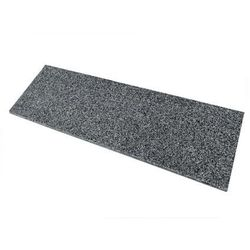 Parapet granitowy Knap 182 x 30 x 2 cm dark