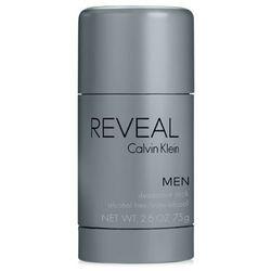 Calvin Klein Reveal dezodorant sztyft 75ml + Próbka Gratis!