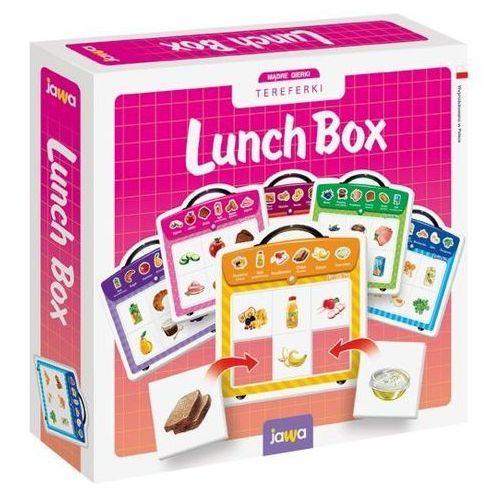 Śniadaniówki i bidony, Gra JAWA Mądre gierki - LUNCHbox - moje śniadanie