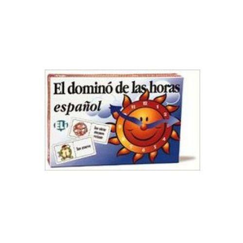 Książki do nauki języka, Gra Językowa El Dominó De Las Horas