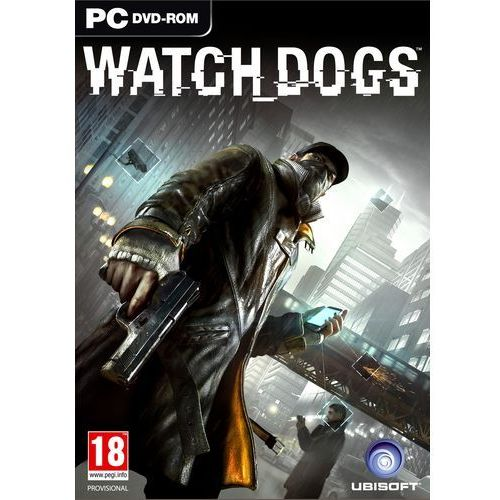 Gry PC, Watch Dogs