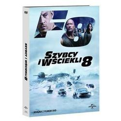 Szybcy i wściekli 8 (DVD+książeczka) - MCD