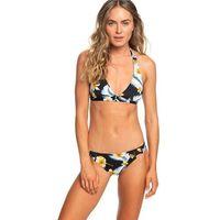 Stroje kąpielowe, strój kąpielowy ROXY - Dr Da Fh Fb J Anthracite Tropical Love S (KVJ6) rozmiar: S