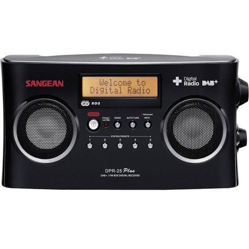 Radioodbiorniki, Sangean DPR-25