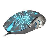 Myszy komputerowe, Mysz komputerowa optyczna NATEC Fury Gladiator NFU-0870
