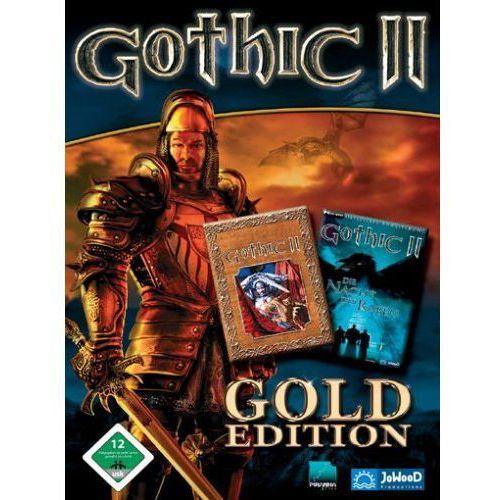 Gry na PC, Gothic II Gold Edition - wersja cyfrowa - K00226- Zamów do 16:00, wysyłka kurierem tego samego dnia!
