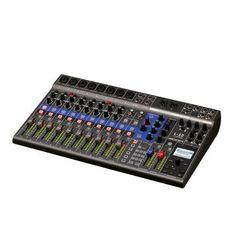 ZooM LiveTrack L-12, interfejs audio, mixer, rejestrator Płacąc przelewem przesyłka gratis!