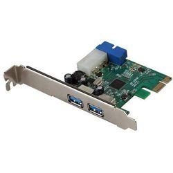 Kontroler I-TEC PCI-Express 2xUSB 3.0 zew/ 2x USB 3.0 wew 1x 19pin (PCE22U3) Szybka dostawa! Darmowy odbiór w 21 miastach!