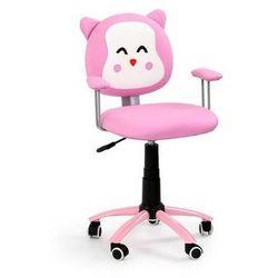 Fotel dla dziewczynki KITTY różowy / Gwarancja 24m / NAJTAŃSZA WYSYŁKA!